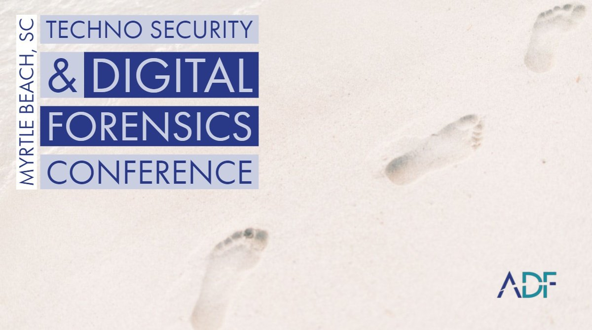 Digital Forensics at the Beach
