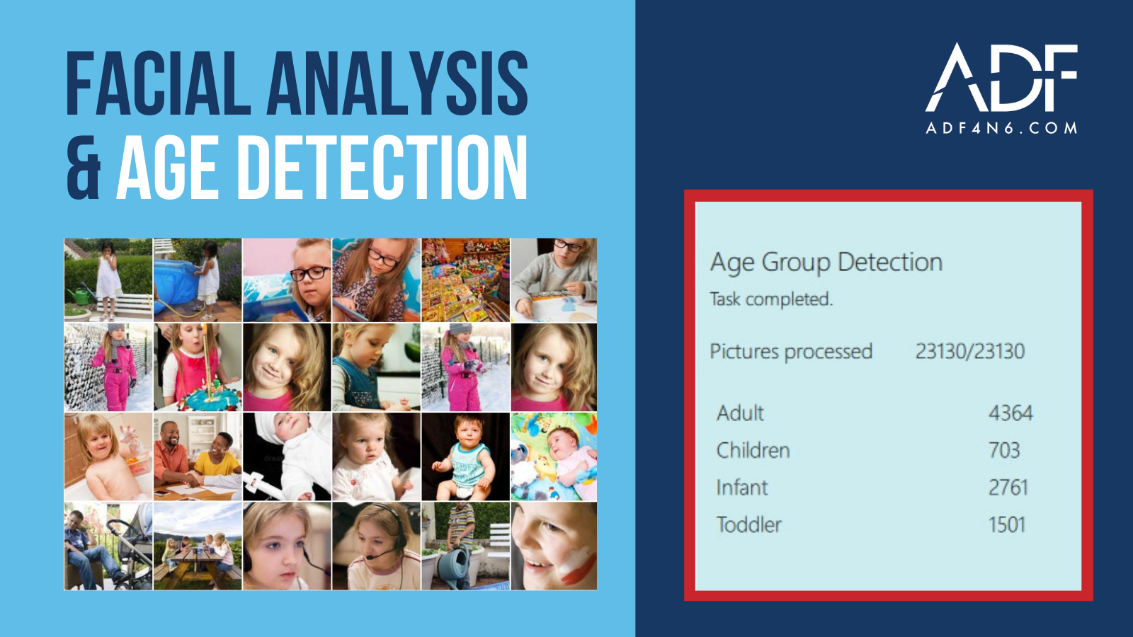Digital Forensics Age Detection and Facial Analysis