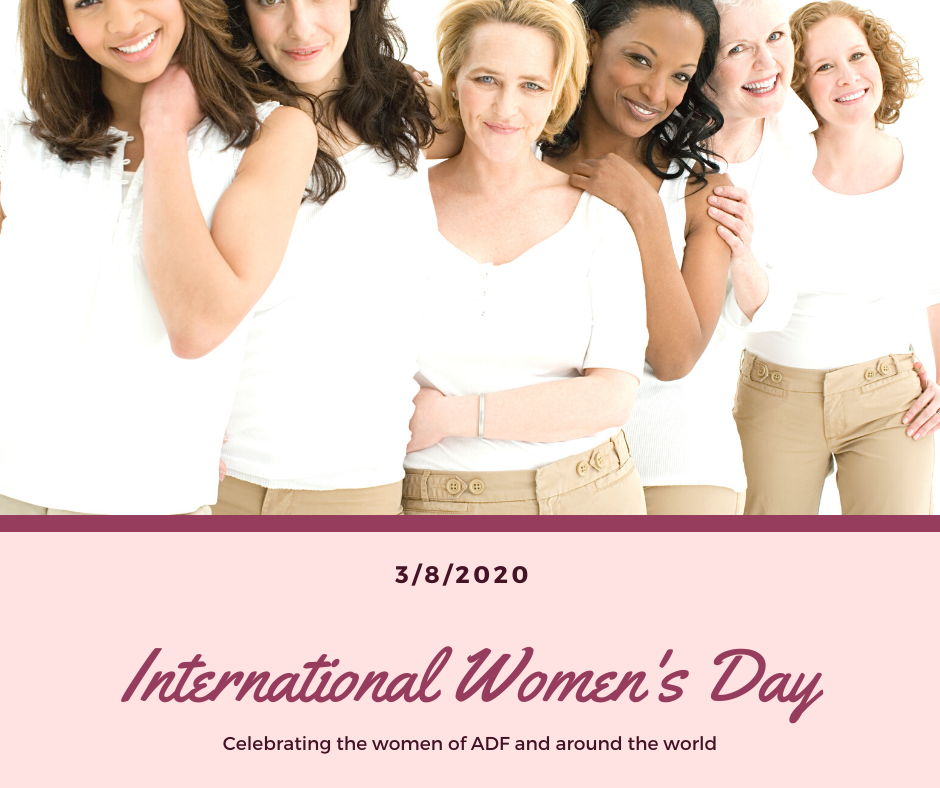 International Women's Day: An Interview with One of Our Female Leaders