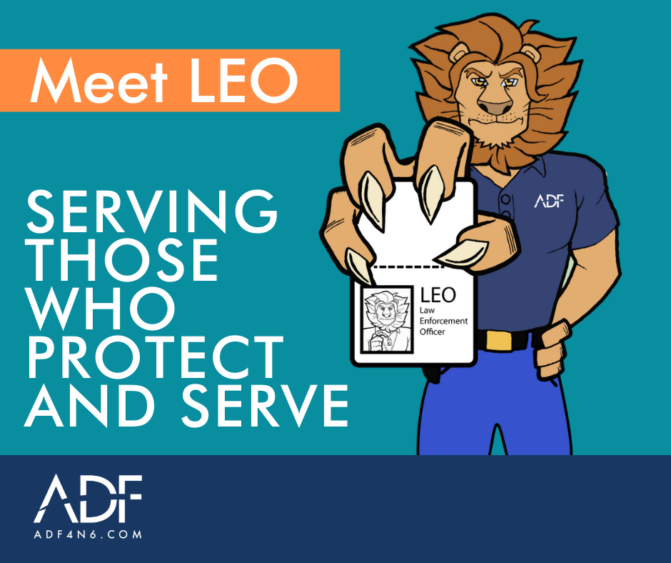 Meet LEO: ADF Digital Forensic Mascot