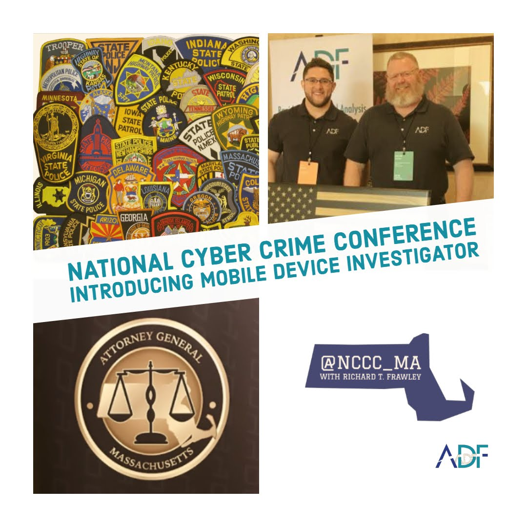 2019 NCCC Highlights - National Cyber Crime Conference