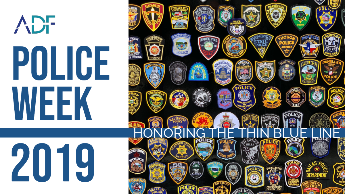 5 Things to Know About Police Week 2019