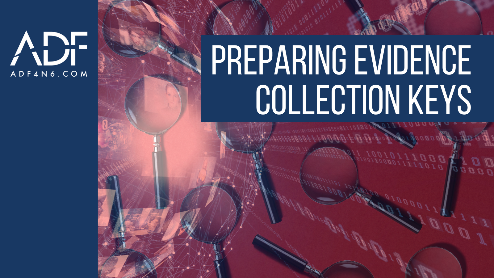 Prepare Evidence Collection Keys for a Digital Forensic Investigation