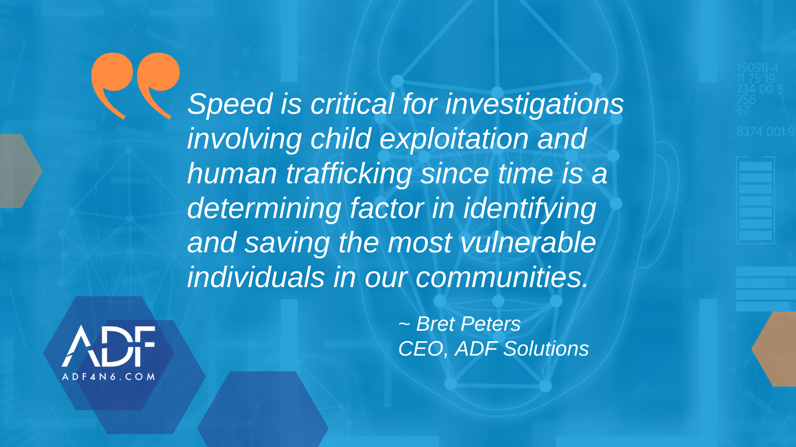 Facial Analytics Capabilities Speed Child Exploitation Investigations