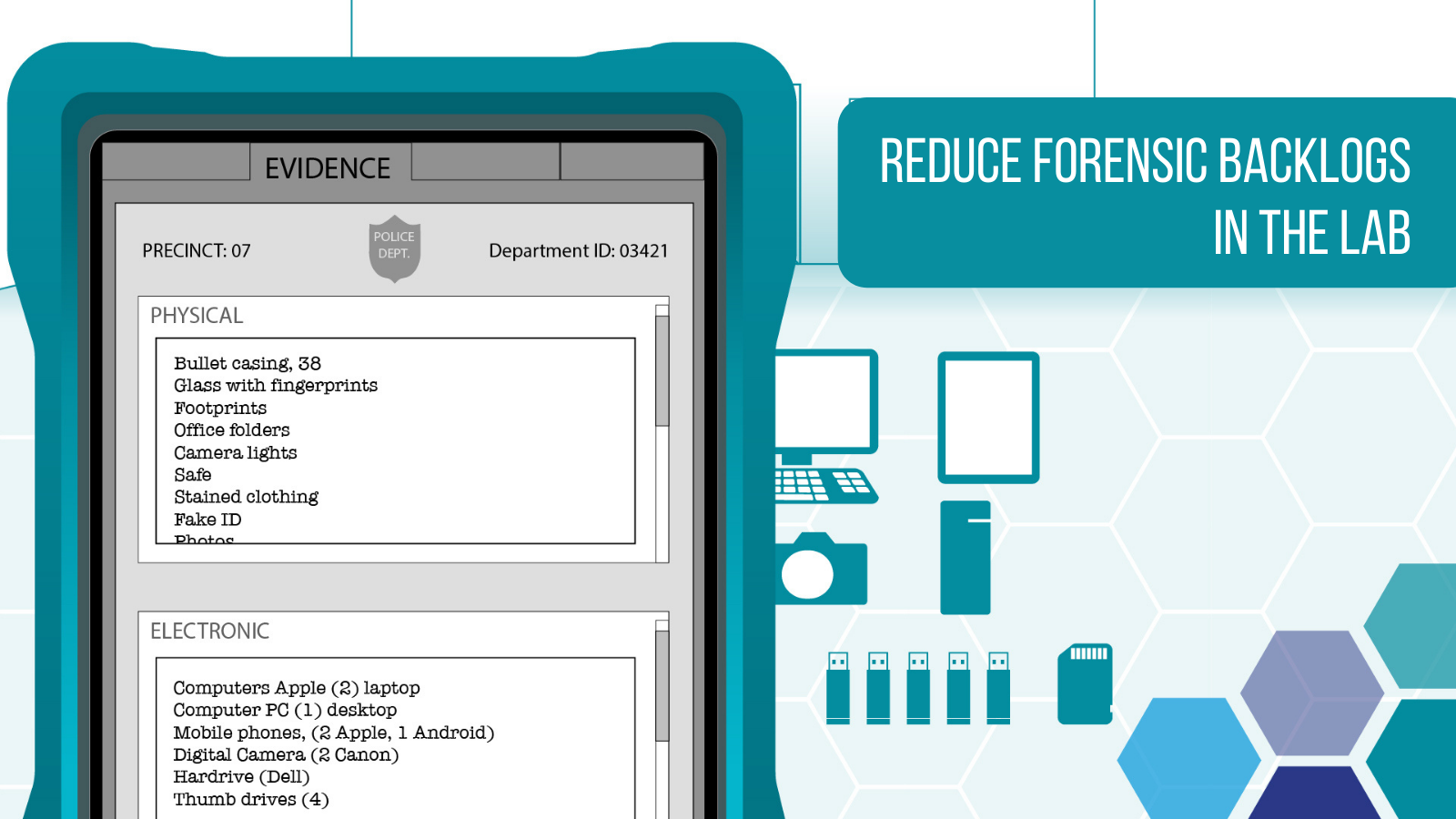 Digital Forensics Lab: How to Reduce Forensic Backlogs