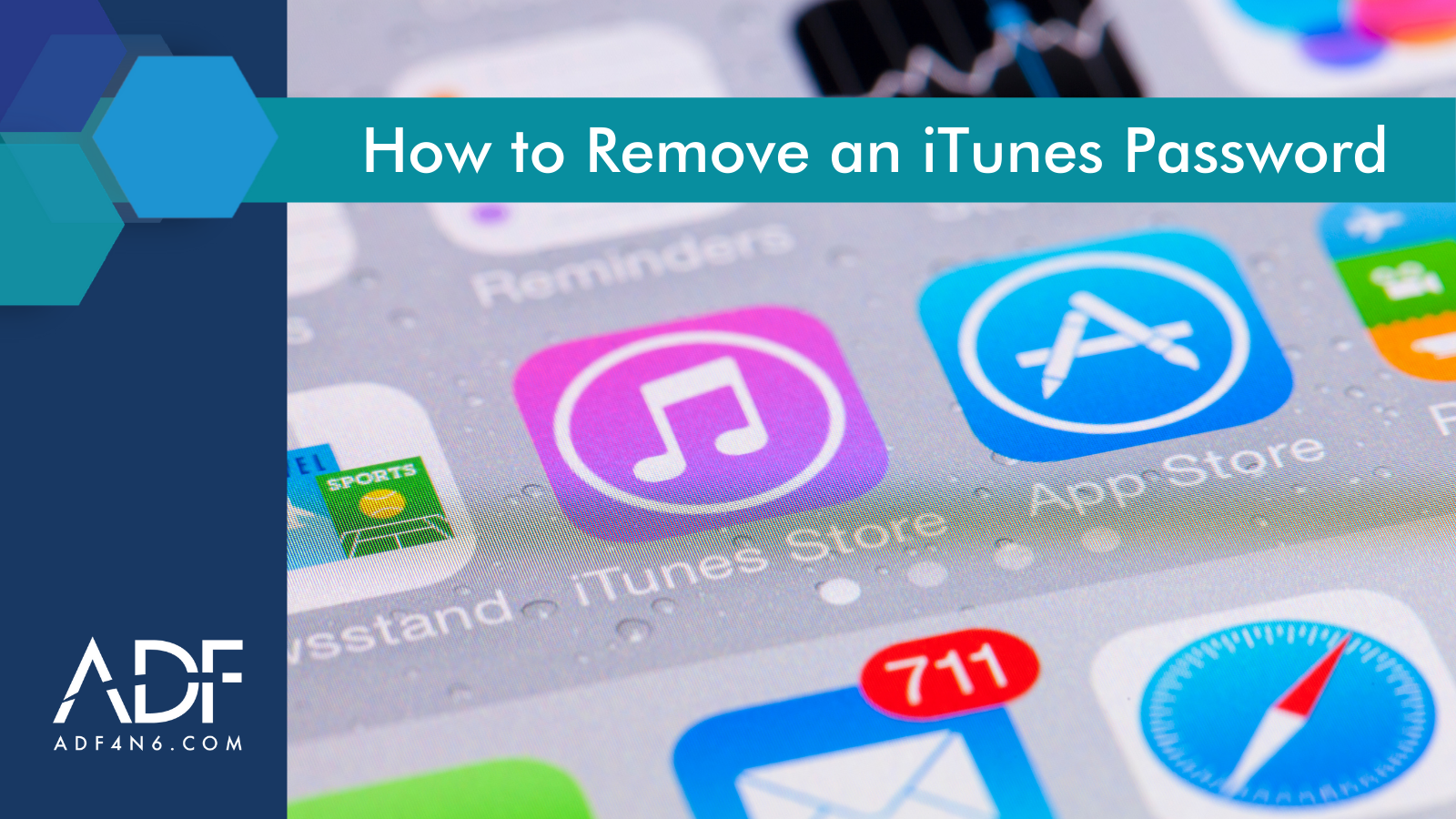 Remove an iTunes Password set in ADF Digital Forensics Tools