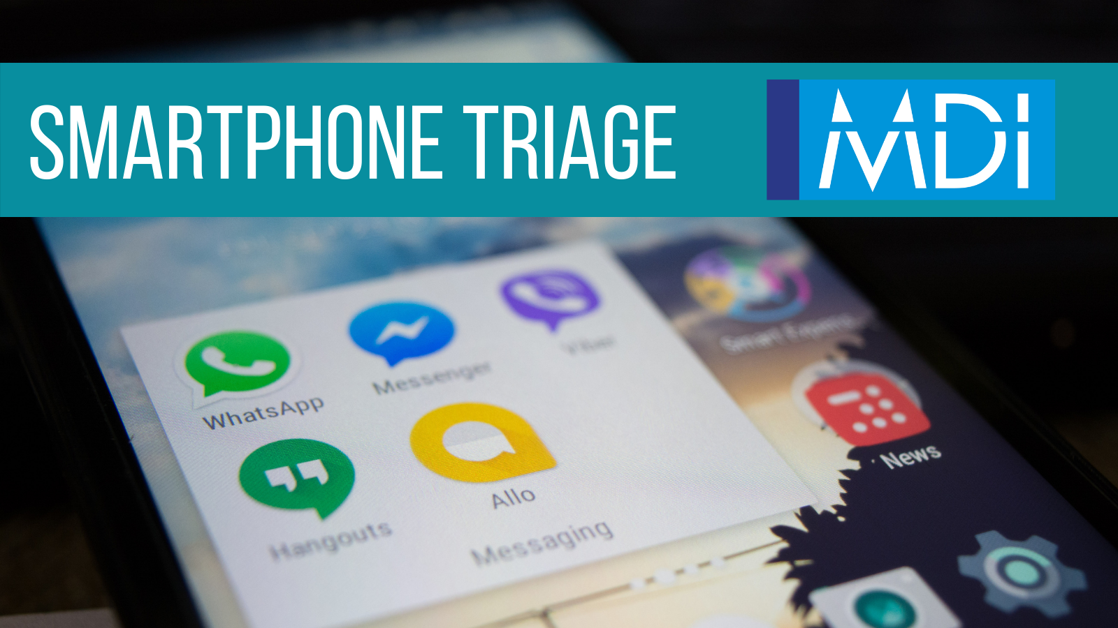 The Best Smartphone Triage: Field or Lab