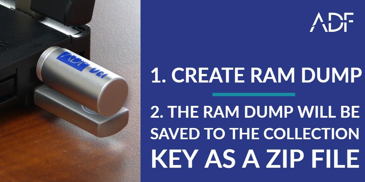 RAM Dump Forensics