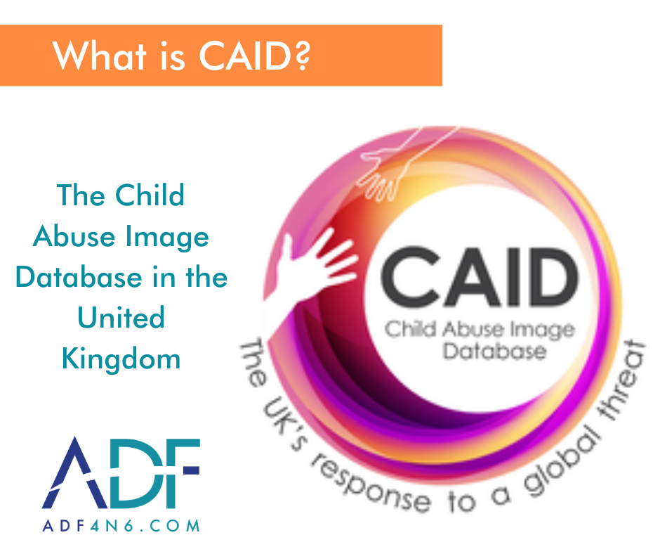 What is CAID: The Child Abuse Image Database in the UK