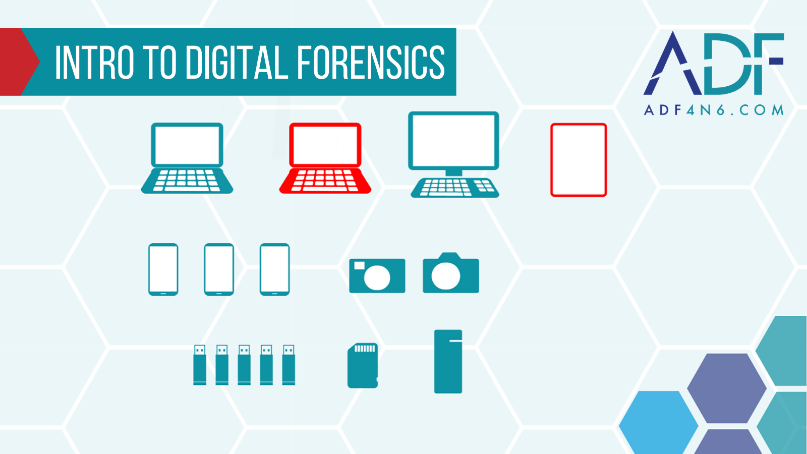 Intro to Digital Forensics