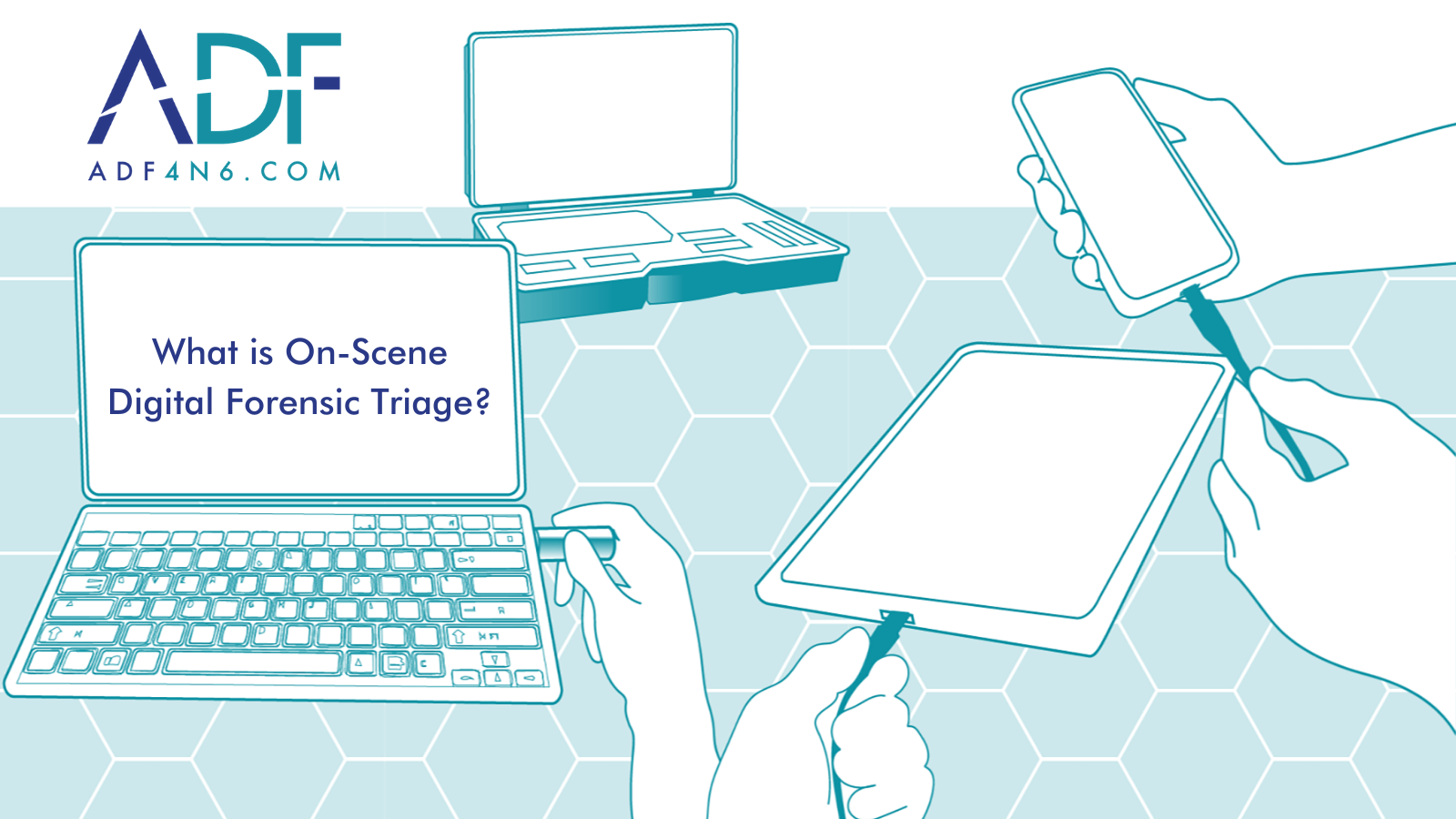 What is On-Scene Digital Forensic Triage?
