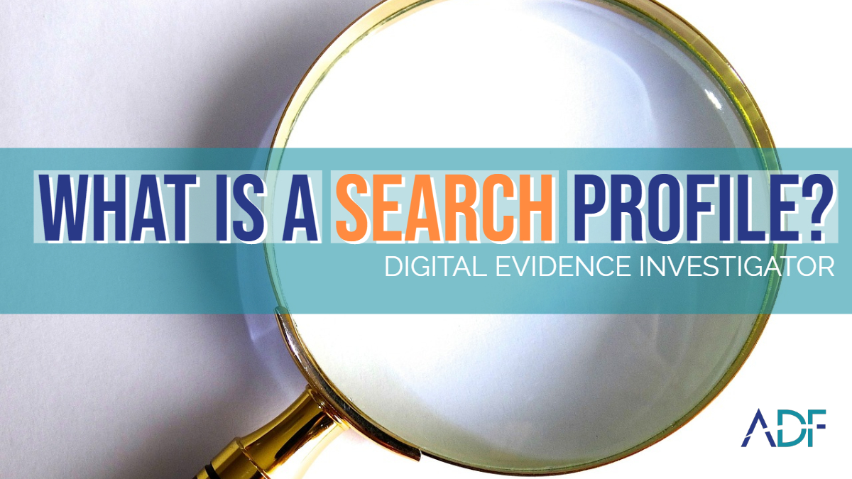 What is a Search Profile?