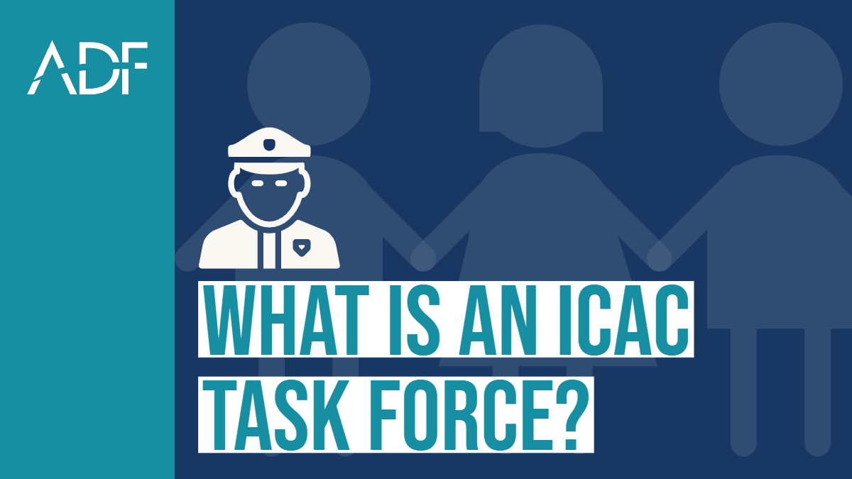 What is an ICAC Task Force?